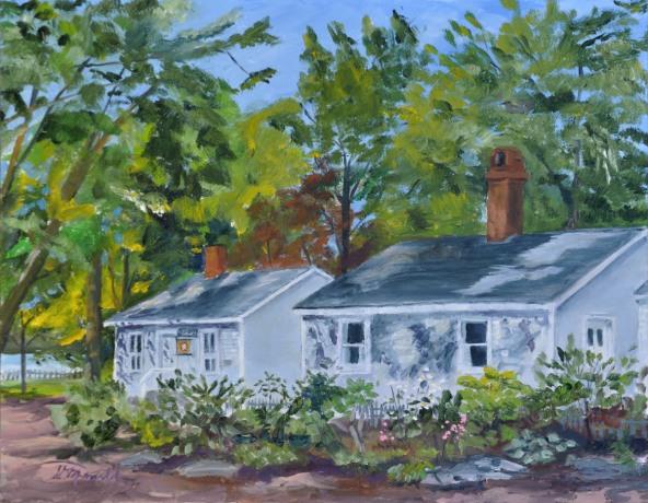 Pensioner's Cottage Sold